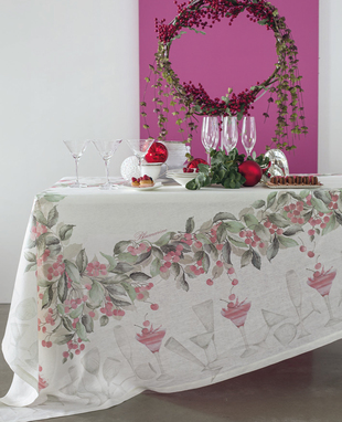 Tablecloth Dessert 170x270