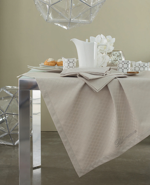 Table cover Tulle 90x90