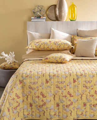 Bedspread Luna single bed