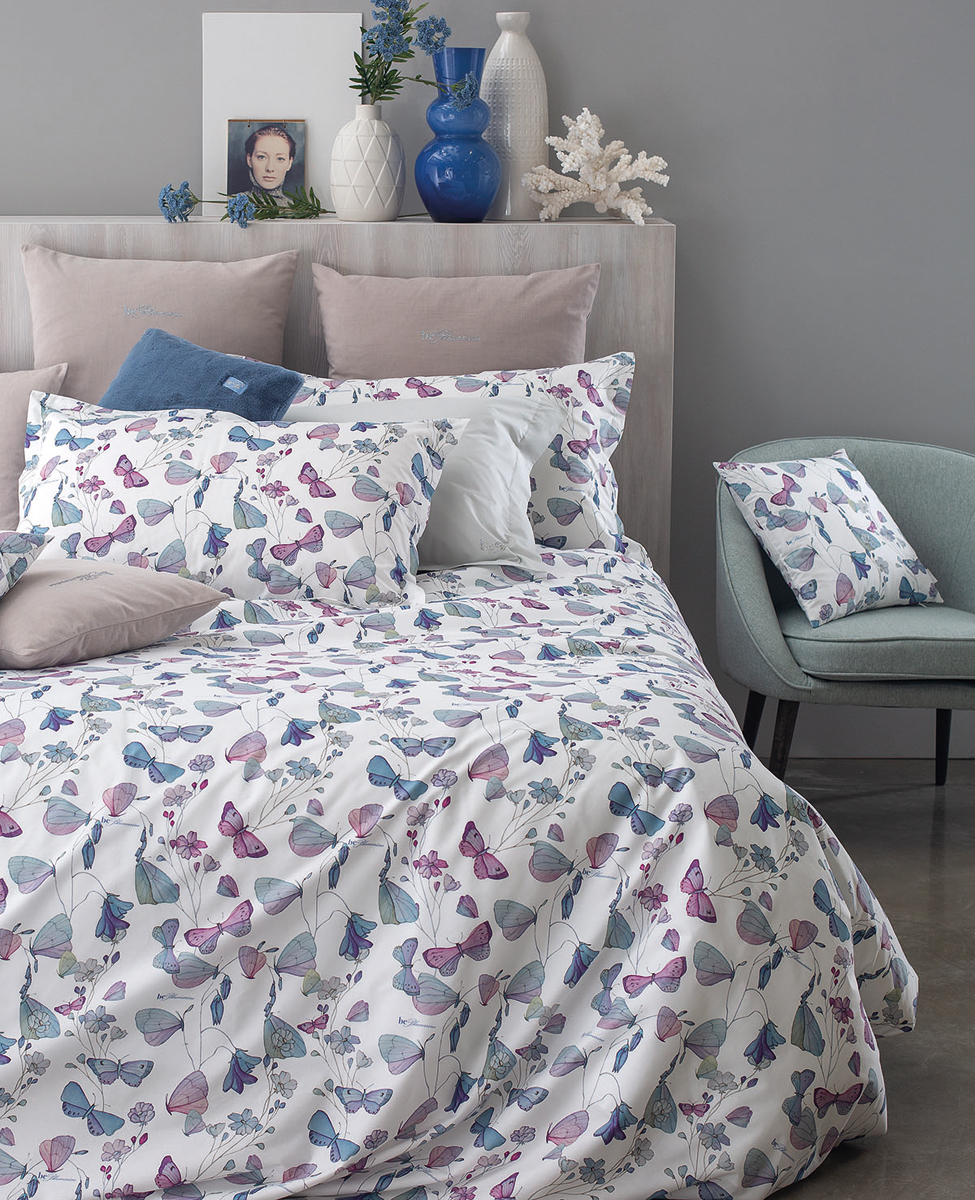 Duvet cover set Luna queen bed