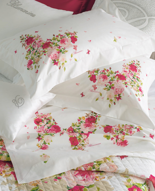 Sheet set Letizia for double bed