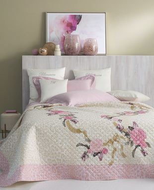 Bedspread Nastro for double bed