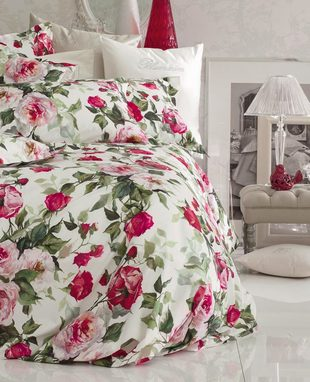 Duvet cover set Adele double bed