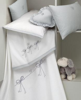 Sheet Set For Baby Crib Cicogna