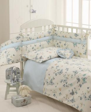 Duvet cover set for baby bed Ariella