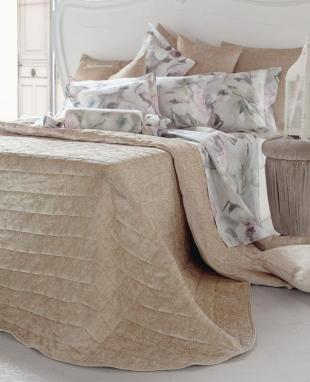 Bedspread Teatrale for double bed