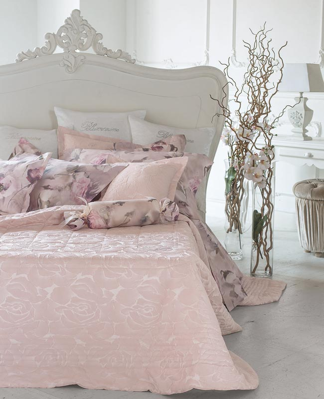 Bedspread Rosalba for double bed