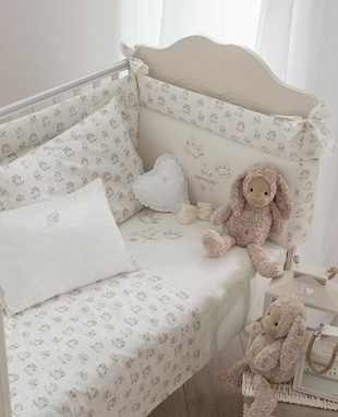 Duvet cover set for baby bed Gufetti