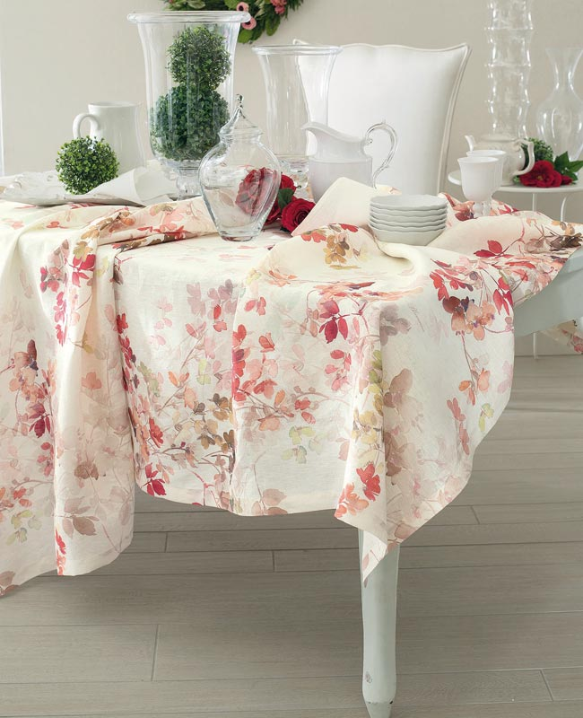 Tablecloth Acquerello 170x270