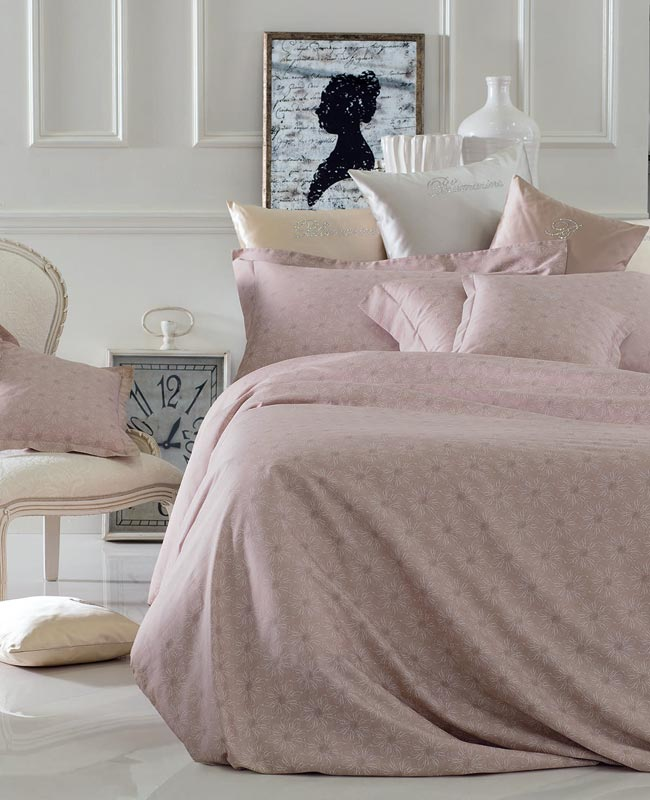 Duvet cover set Bon Chic for double bed