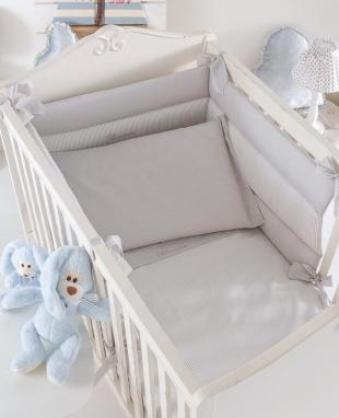 Duvet cover set for baby bed Marina