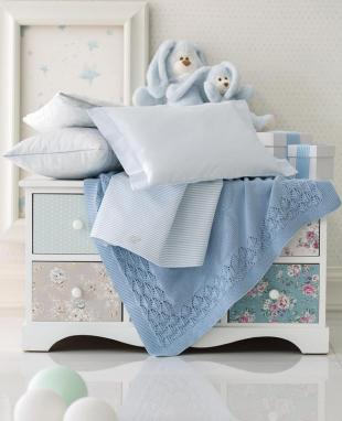 Sheet set for cradle Baby Marina