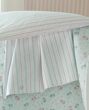 Sheet set for baby cradle Coralli