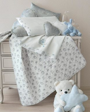 Bedspread Gufetti for baby cradle