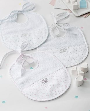 Bib Stellina - set 3 pcs