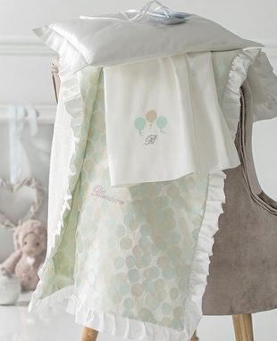 Sheet set for baby cradle Palloncini