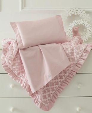 Sheet set for baby bed Corredino