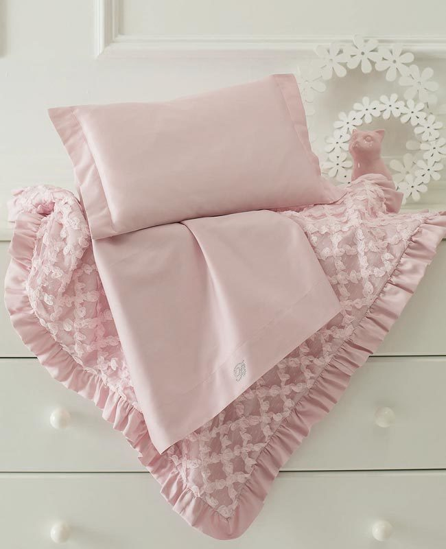 Sheet set for baby cradle Corredino