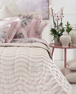 Bedspread Jasmine for double bed
