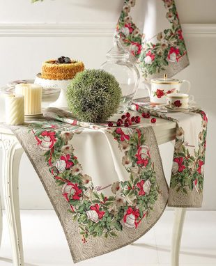 Tea towels Auguri, 3 pieces set