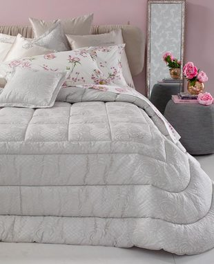 Comforter Clessidra for double bed