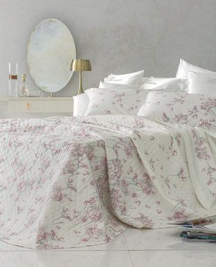 Bedspread Biancofiore for double bed