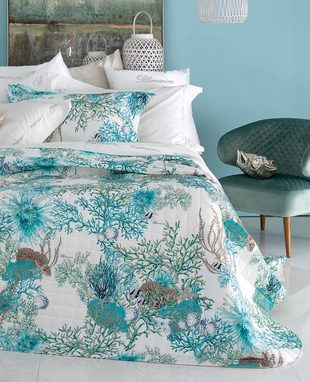 Bedspread Polinesia for double bed