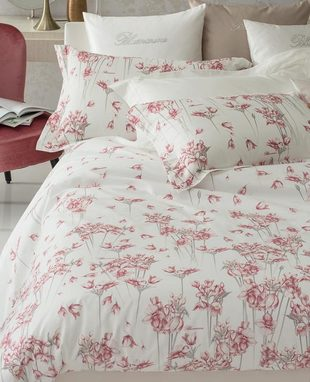 Duvet cover set Biancofiore for double bed