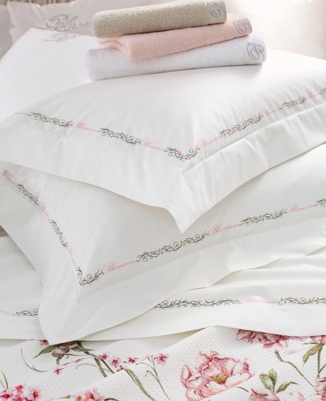 Sheet set Dolci Note for double bed