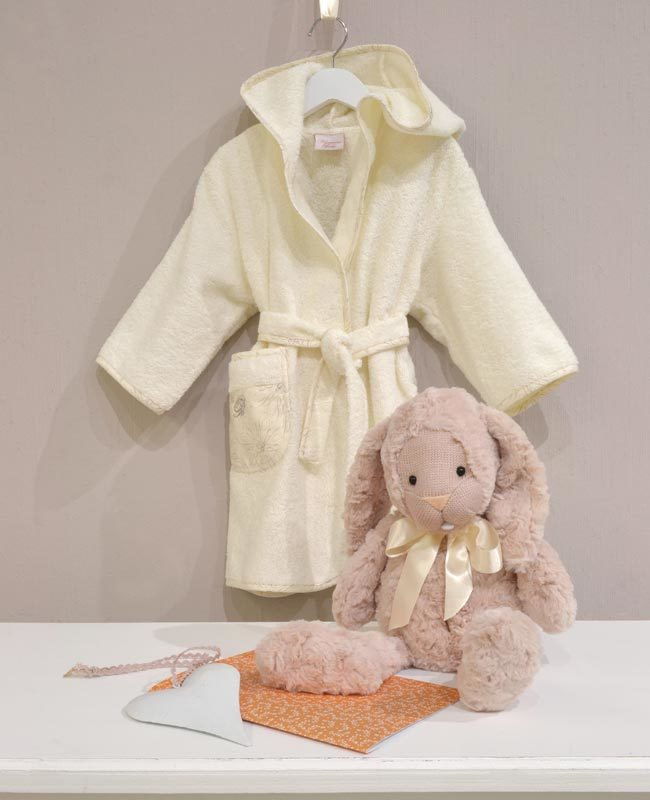 Bathrobe Baby Bon Chic 1/2 years old