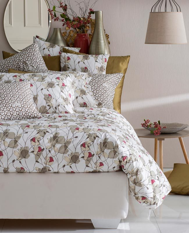 Duvet cover set Manuela for double bed