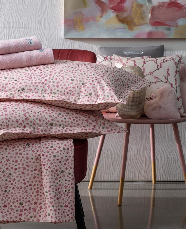 Sheet set Stella for single bed