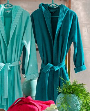BATHROBE ACTIVE WEAR