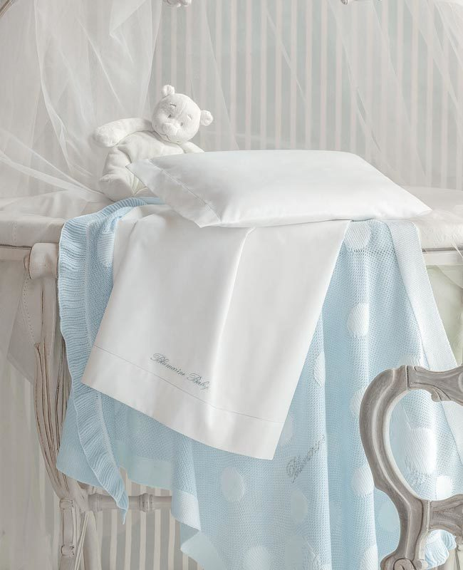 Sheet set for baby cradle Confetto