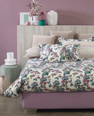 Duvet cover set Marlene for double bed