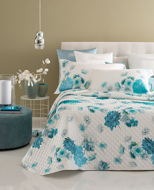 Bedspread Fabienne for double bed