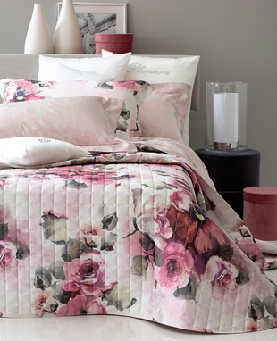Bedspread quilted Ellen for double bed
