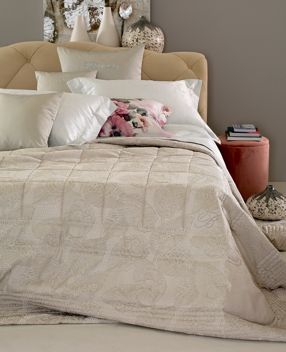 Bedspread quilted Lisbeth for double bed