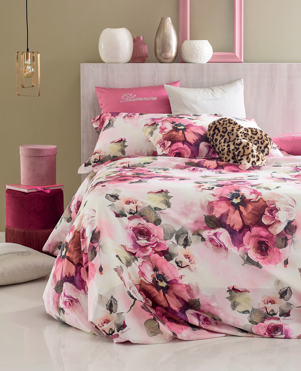 Duvet cover set Ellen for double bed