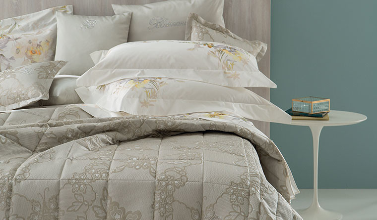 Haute couture bed set